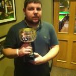 Craig Murkin 2013 Yorkshire Hcp winner