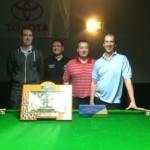 Yorkshire Div 1 Winners