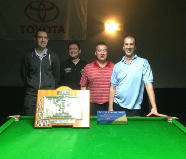 Yorkshire Div 1 Winners 2014