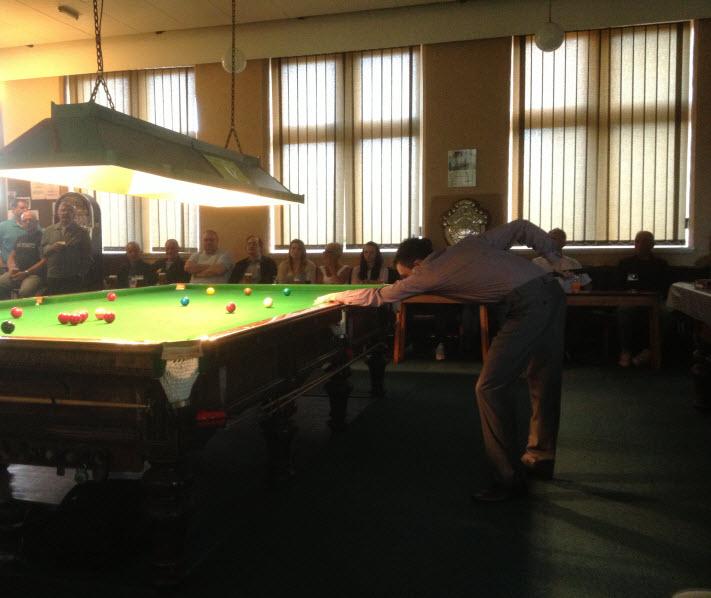 Bradford Doubles Final – 2013 – BSA-cuesports