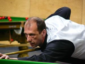 Kevin Firth shared frames in Bradford No 1 snooker team's shock defeat at Ossett No 1