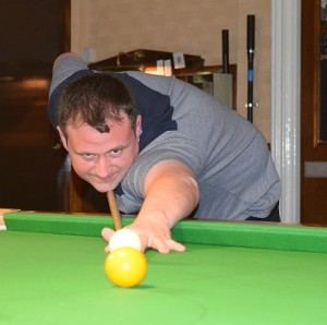 Mark Slater faces Wayne Cooper in the semi-finals of the Bradford Snooker Championship – a repeat of last year's final, which nine-times winner Cooper took 4-1