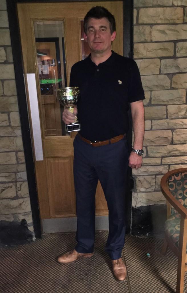 Winner Rob Armitage